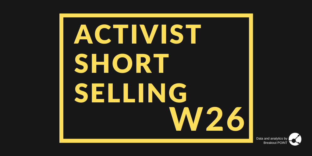 Activist Short Selling in W26