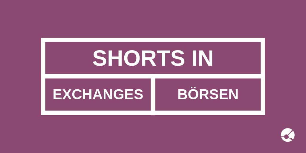 Merian's Shorts in Major Exchanges