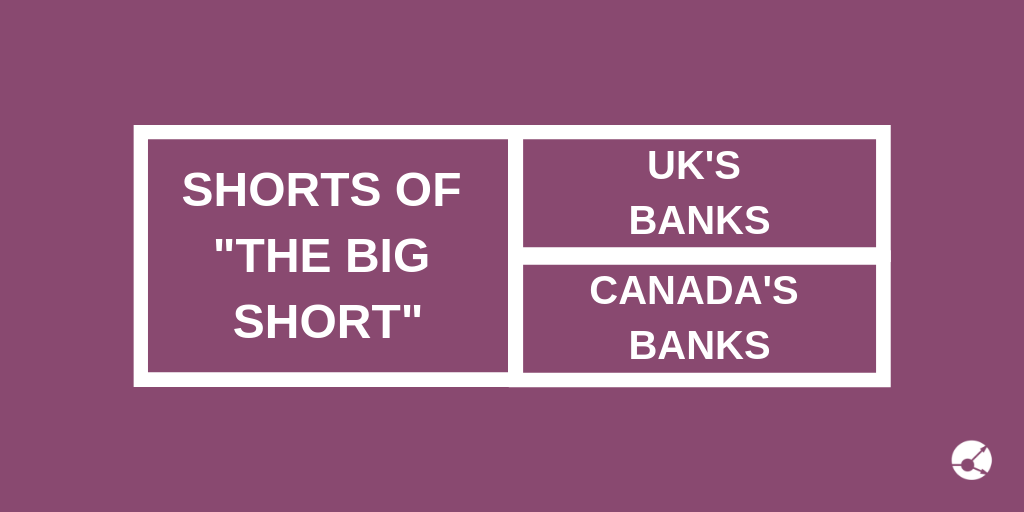 "Shorts of ""The Big Short"""